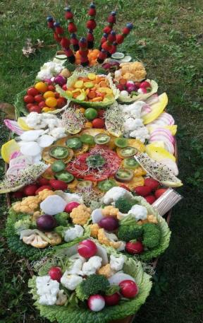 Corbeille de fruits